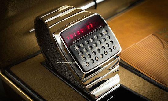 Deze HP smartwatch uit 1977 is voor 10 mille van jou