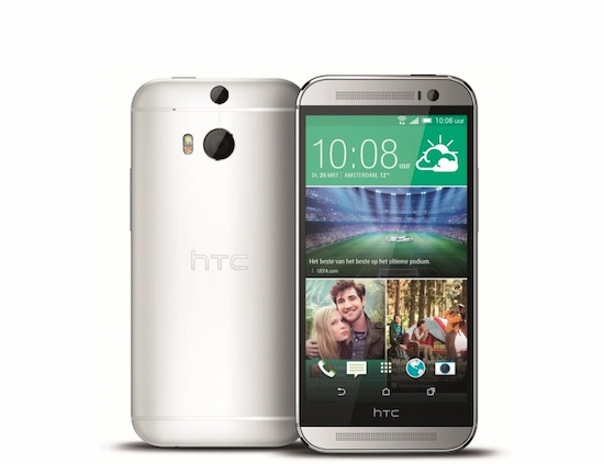 HTC One M8 is officieel, kost €699