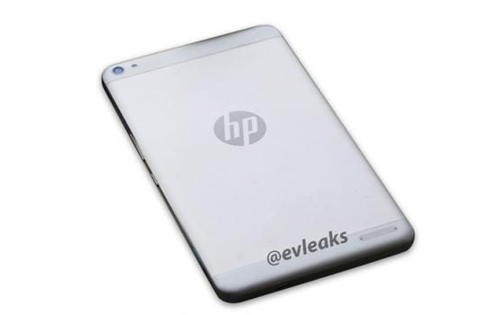 HP Slate 8 tablet lijkt verdacht veel op de Huawei M1