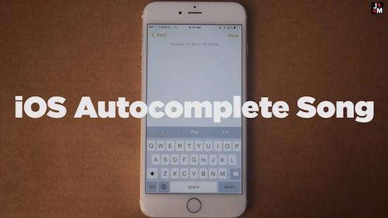 Muzikant schrijft song met behulp van nieuwe iOS-feature