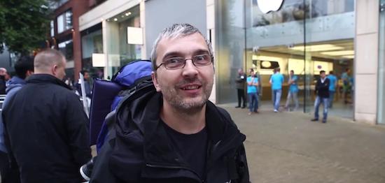 Man probeert vrouw terug te winnen met iPhone 6