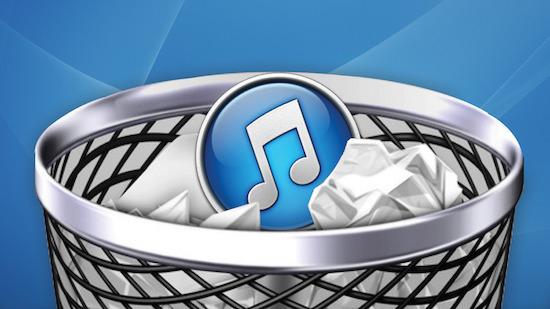 iTunes irritaties