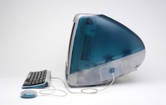 iMac G3 in Bondi Blue