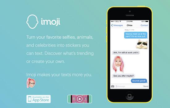 De Imoji-app
