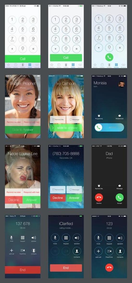 De evolutie van iOS 7