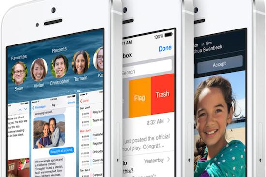 In iOS 8 kun je de camera gebruiken om creditcards te scannen