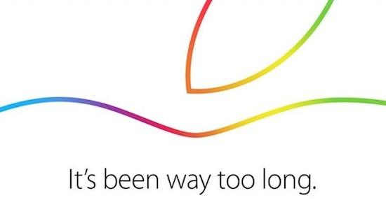 Apple komt met iPad-evenement