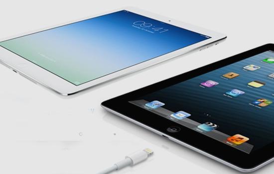 'De iPad Air 2 en iPad Mini 3 krijgen Touch ID