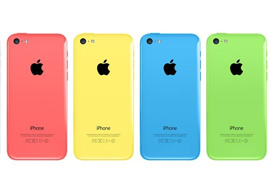 Apple iPhone 5c met 8GB nu ook in Nederland verkrijgbaar