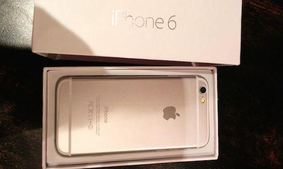 Zo echt ziet een Chinese imitatie van de iPhone 6 er uit