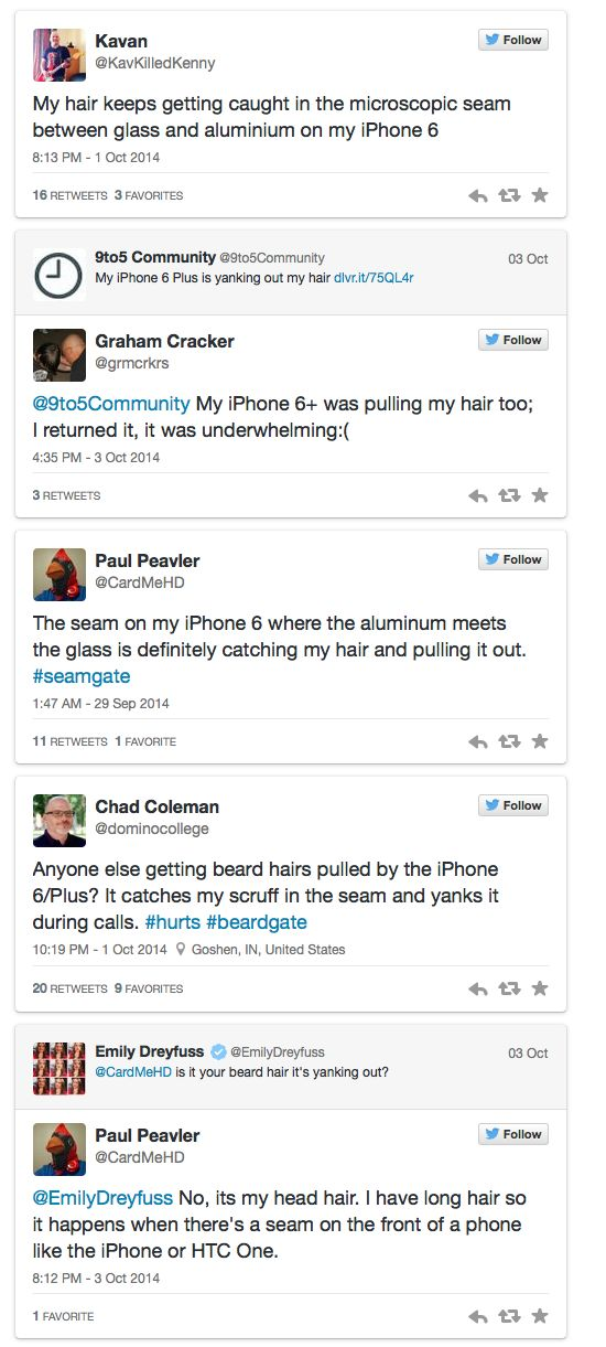 #HairGate