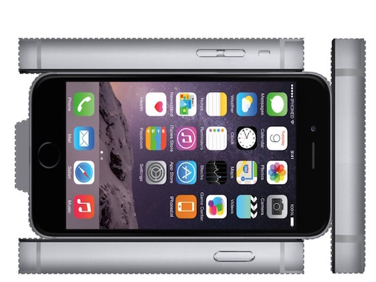 iphone 6 en cadeau