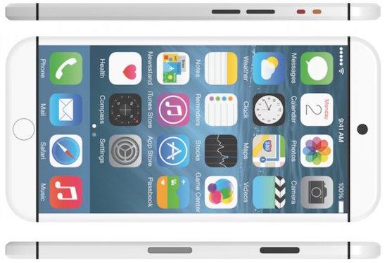 iPhone 7 zou er zo uit kunnen zien