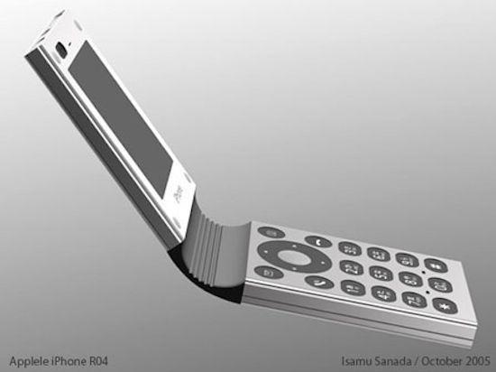 De iPhone als klaptelefoon