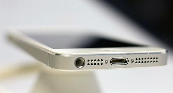 iPhone Lightning port
