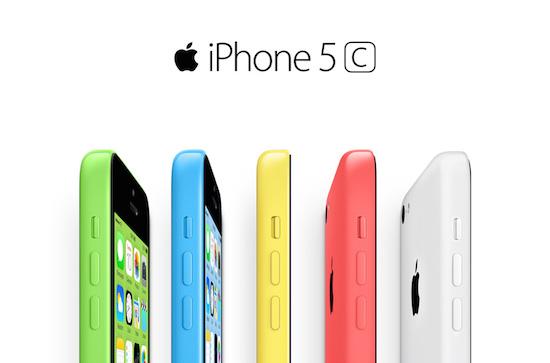 iPhone 5C is vanaf volgend jaar verleden tijd