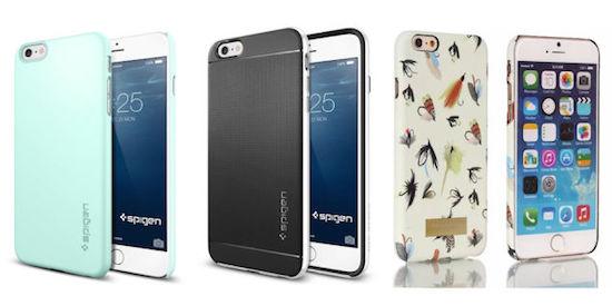 Dit zijn de 7 nieuwste covers voor de iPhone 6