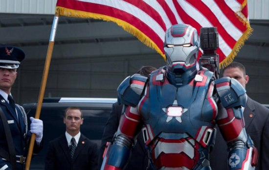 Obama kondigt Iron Man-pak voor militairen aan