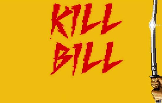 Video: Kill Bill in 8-bit