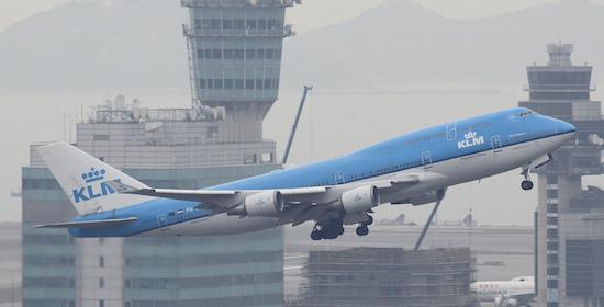 KLM gaat gebruik elektronische apparatuur toestaan
