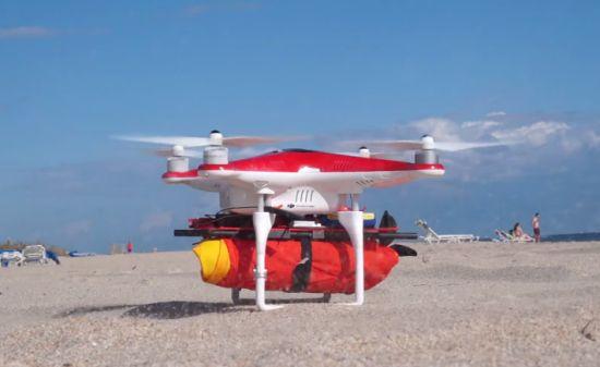Kustwacht-Drone