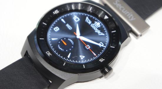 LG G Watch vanaf november te koop in Nederland