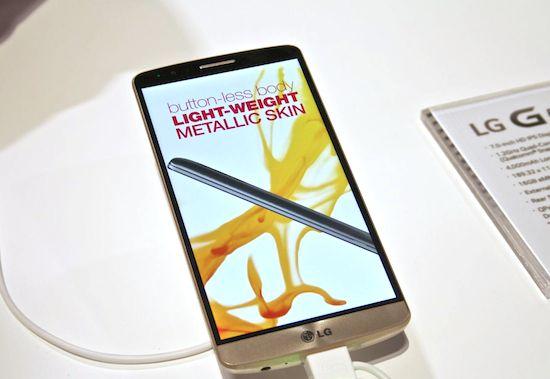 LG G3: onze eerste indruk