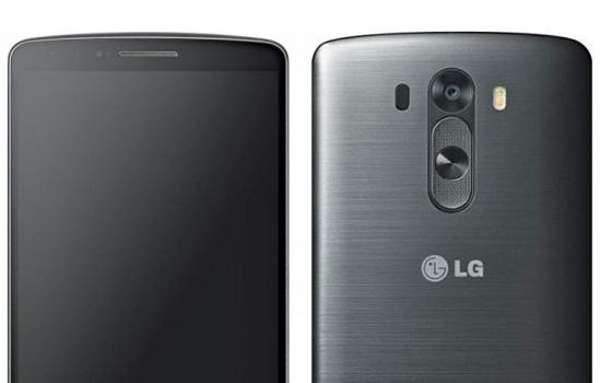De nieuwe LG G3 wordt uitgerust met een laser