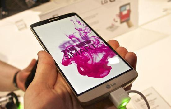 De LG G3 komt in juli naar Nederland voor 549 euro