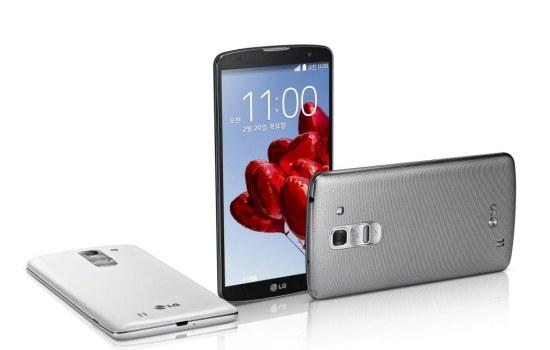 De nieuwe LG G Pro 2 ontgrendel je met een klop-code
