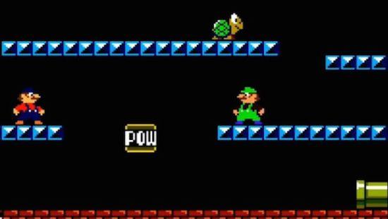 De reden dat Luigi groen is..