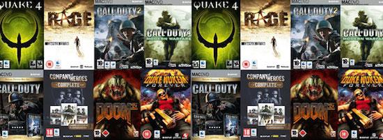 Games voor Mac