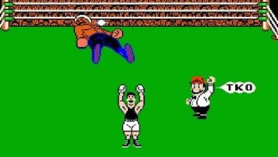 Mario verscheen illegaal in Punch-Out!!