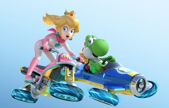 Mario Kart 8 al 1,2 miljoen keer over de toonbank