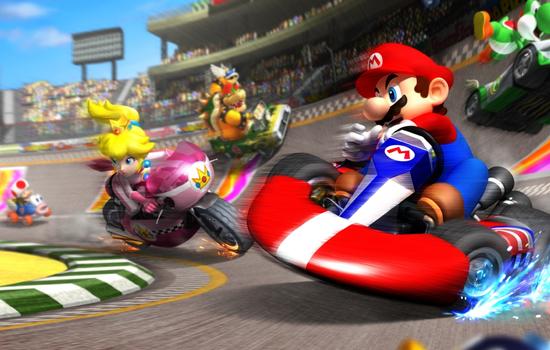Mario Kart 8 meer dan 2 miljoen keer verkocht