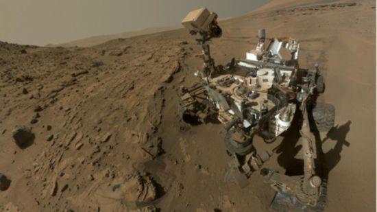 Curiosity is nu 687 dagen op Mars, oftewel een Mars-jaar