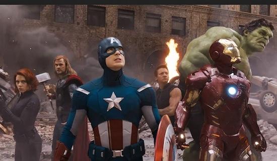 Marvel kondigt 9 nieuwe films aan!