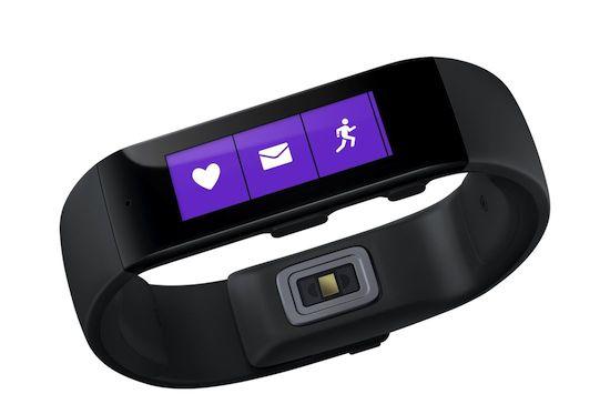 Microsoft Band: een smartwatch die je gezondheid checkt