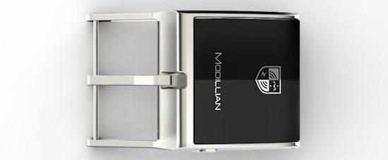 Met de Modillion maak je van ieder horloge een smartwatch