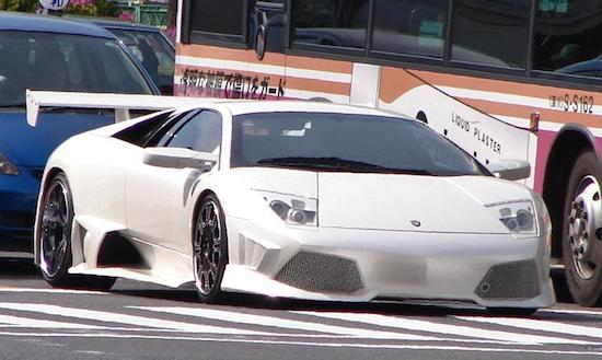 Murciélago LP640 LB Performance