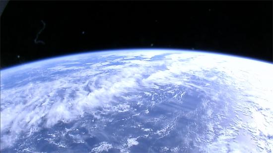 Bekijk de aarde nu vanuit het ISS via een livestream