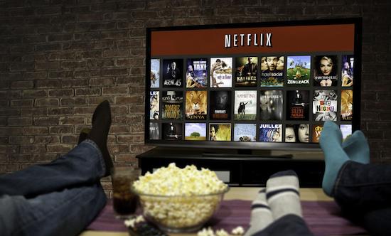 Een derde Nederlanders gebruikt Netflix-achtige diensten