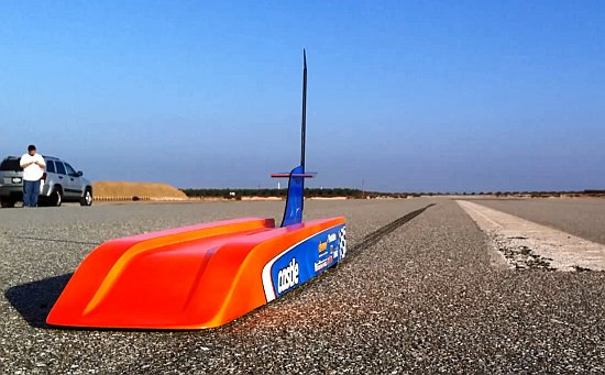 Nic Case RC Car 188.87 mph