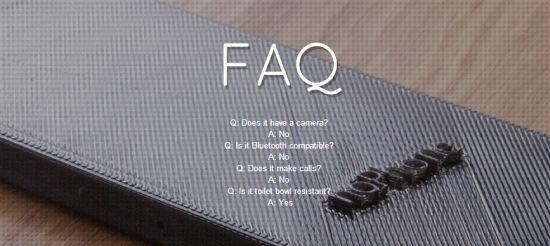 noPhone-FAQ