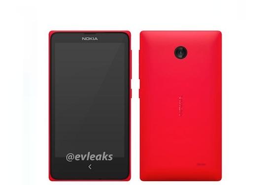 Prototype van Nokia