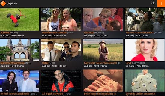 De NPO-app luistert mee naar je TV
