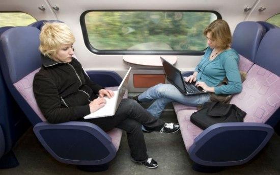 WiFi in de trein vanaf morgen in beheer van de NS