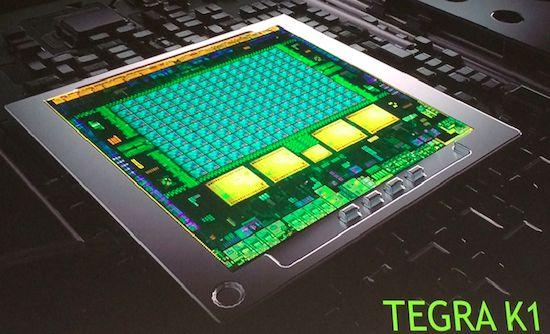 Nvidia Tegra K1: