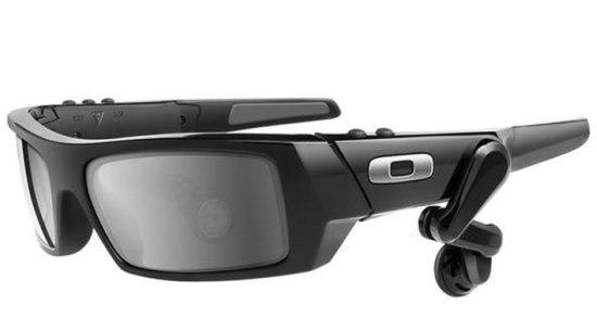 Oakley komt met een Google Glass-concurrent