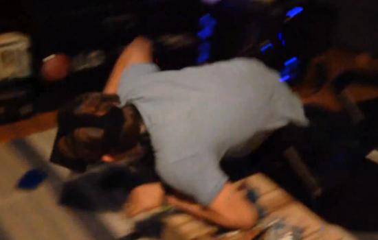 Drunkulus Rift oftewel dronken achter een Oculus Rift
